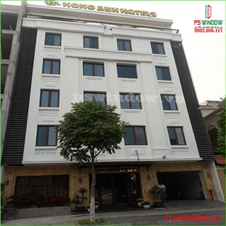 Lắp đặt cửa nhôm Xingfa Cầu Giấy, Hà Nội