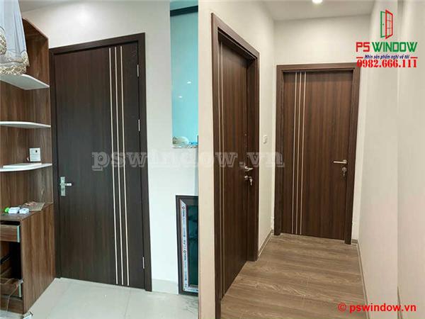 Xu hướng các mẫu cửa gỗ Composite đẹp nhất 2021