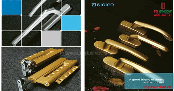 Phụ kiện Sigico - Thương hiệu Đức