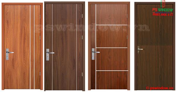 Báo giá cửa gỗ nhựa composite