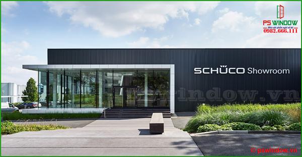 Nhôm cao cấp SCHÜCO (SCHUCO) - Germany