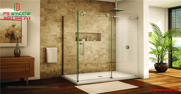 Cabin tắm kính, vách kính tắm