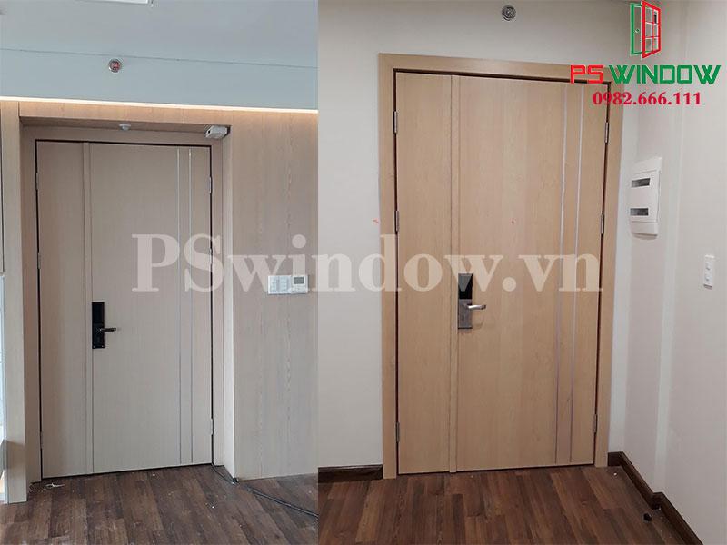 Liên hệ PSWINDOW để được báo giá cửa gỗ nhựa Composite nhanh nhất